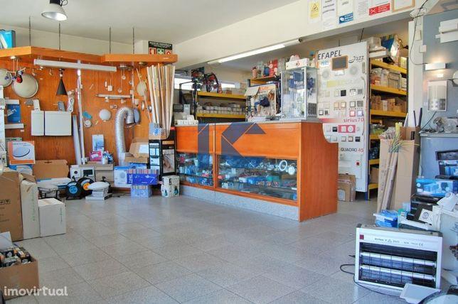 Venda de loja de material elétrico, iluminação e construção civil