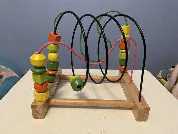 Przeplatanka dla dzieci Ikea Mula