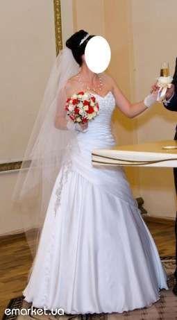 Продам свадебное платье в стиле «Принцесса»