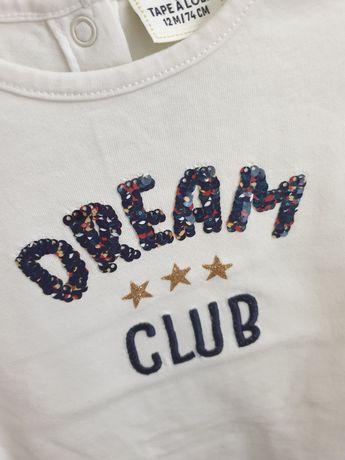 Koszulka w rozmiarze 74