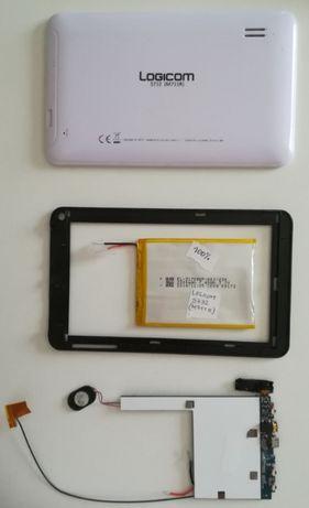 Tablet Logicom S732 ( M711R) - Componentes