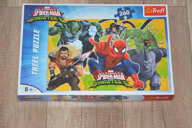puzzle 260el Marvel