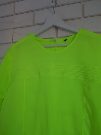Koszula neonowa XL