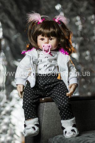 АКЦИЯ!!! 60 см Кукла Реборн reborn панда куклы для девочек большие