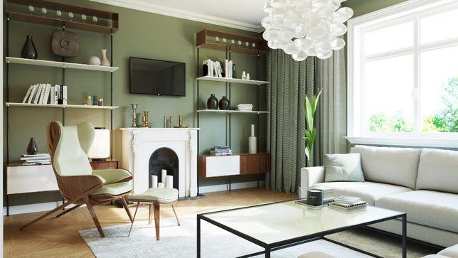 Дизайн интерьера для коттеджей и квартир.Ремонт под ключ