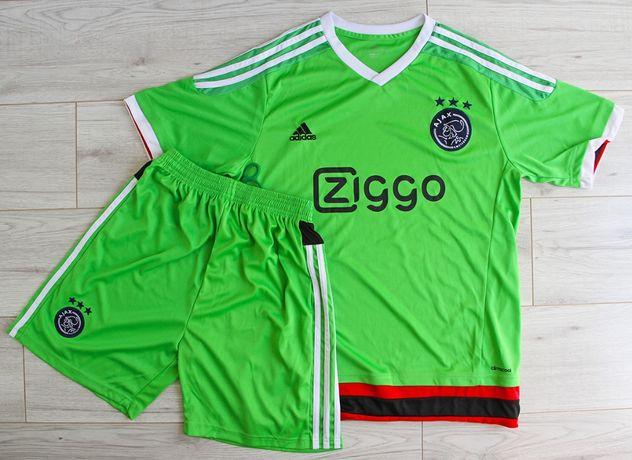 AJAX Amsterdam zestaw piłkarski 15/16 Adidas, r. L