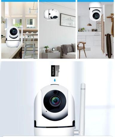 Акция! Беспроводная WiFi камера видеонаблюдения iCsee XMEye SmarHD720p