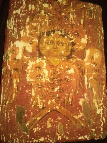 Икона редкая храмовая