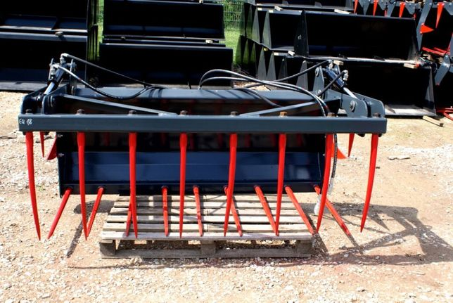 TANIO Krokodyl na ciągnik ładowacz czołowy tur łyżko-krokodyl