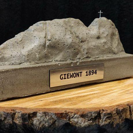 Figurki Góry Tatry beton pamiątki