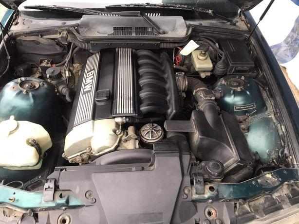 BMW E36 m52b20 silnik słupek swap 2.0 2,0