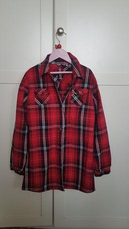 Bluzka koszulowa r 152