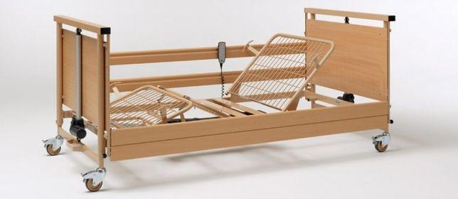 Łóżko rehabilitacyjne Burmeier Alura 120 cm z materacem SPRZEDANE