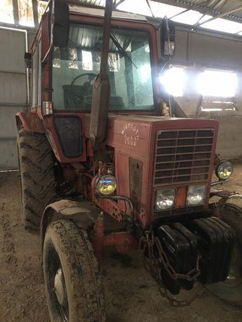 Трактор Мтз -80