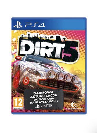 DIRT 5 PS4 PS5 Playstation