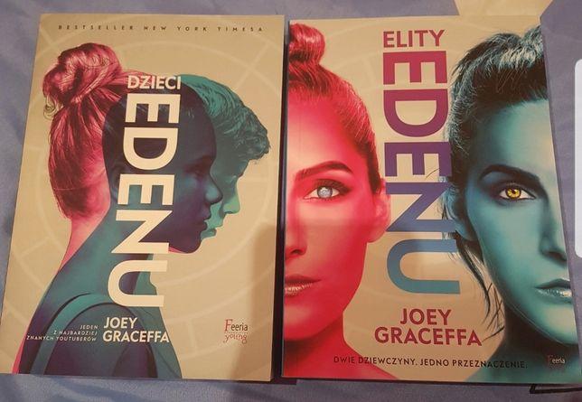 """""""Dzieci Edenu"""" i """"Elity Edenu"""" Joey Graceffa"""