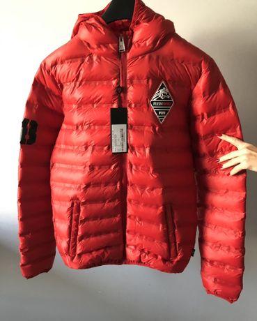 Крутая мужская куртка Philipp Plein оригинал