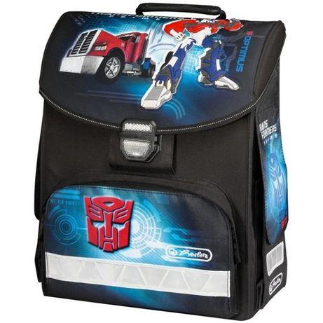 Рюкзак школьный Ранец Herlitz Smart Смарт Transformers