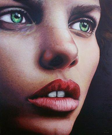 Quadro 1,20m por 1,00m / Pintura a óleo sobre tela