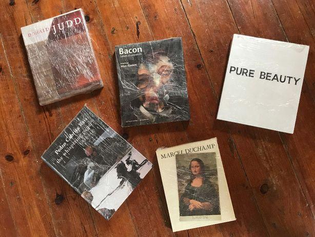 Arte - Catálogos e monografias Internacionais #1 (A-O)