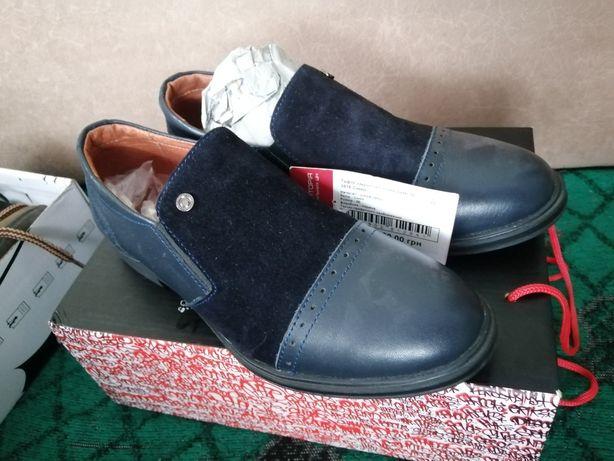 Туфли кроссовки 36-37 размер