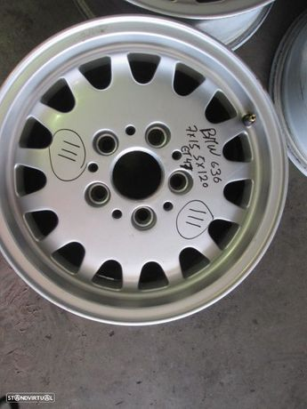 Jante Solta JANT111 BMW / E36 / ET 47 / 7X15 / 5X120 /