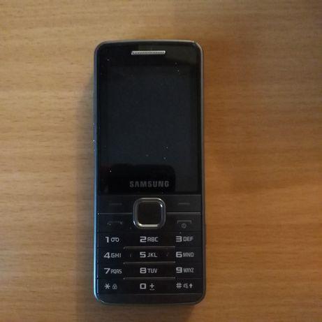 Samsung s5610, nie działa w pełni.