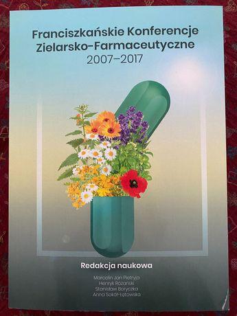Zioła Franciszkańskie konferencje zielarsko farmaceutyczne