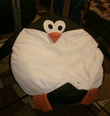 Пуфик, груша,кресло, пингвин