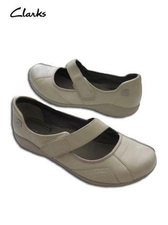 Туфли на липучке Clarks Indigo Bar 26 см