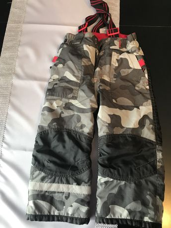 Spodnie ocieplane zimowe 90, 86