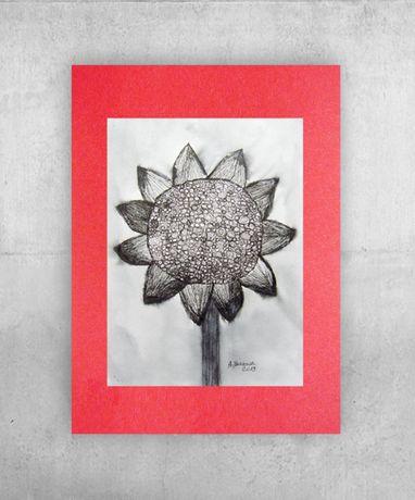 loft obraz, skandynawski obraz, biało czarny rysunek do salonu grafika