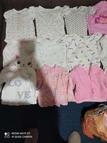 Мега-большой пакет на девочку(115 вещей)