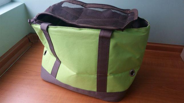 Продаю сумку для переноса домашних животных (собак, кошек и т.п