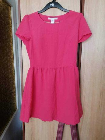 Sukienka damska różowa