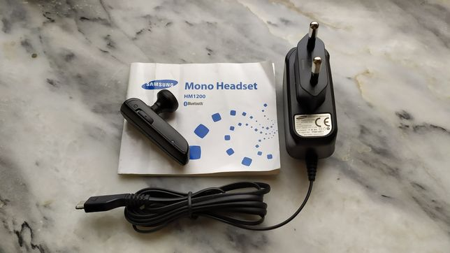 Auricular bluetooth Samsung HM1200