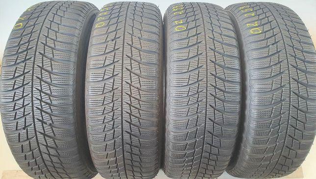 4x 205/60/16 Bridgestone Blizzak LM001 96H OZ259