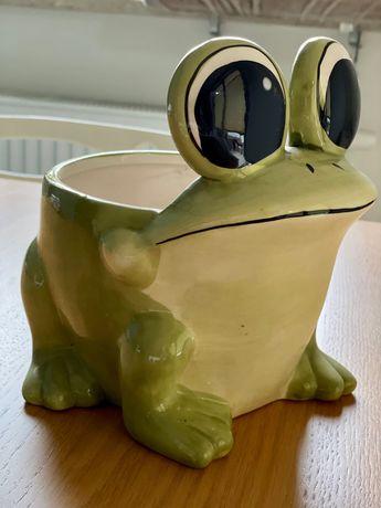 Osłonka ceramiczna Żabka