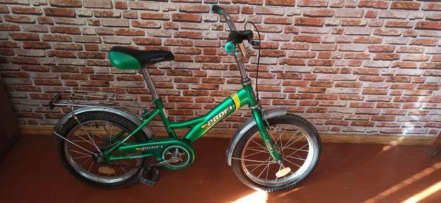 "Дитячий велосипед 16"""