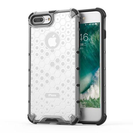 Capa Anti Shock / Rígida Lmobile Iphone 7 E 8 Plus - Transparente