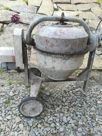 betoniarka 150 l / 400 V