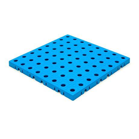 Płytki EasyTile Recycle 250x250x16 kolor Niebieski