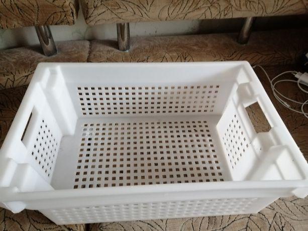 Ящик - тара плассмасовый 60х40х20