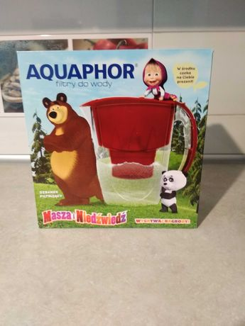 Aquaphor dzbanek filtrujący wodę