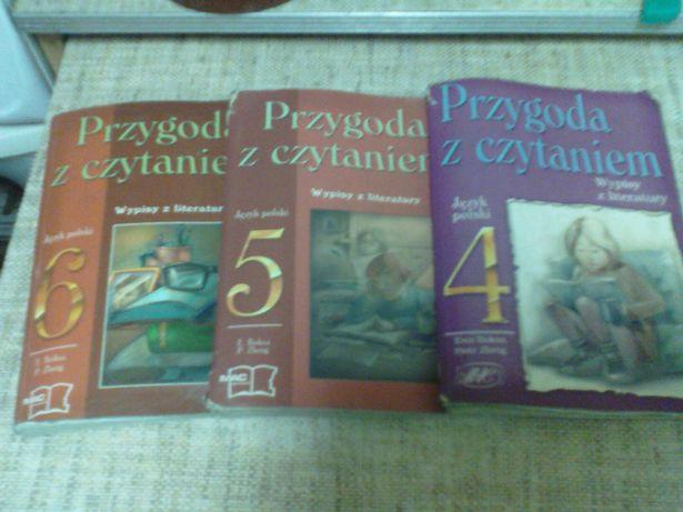 3. Przygoda z czytaniem - klasa 4-6
