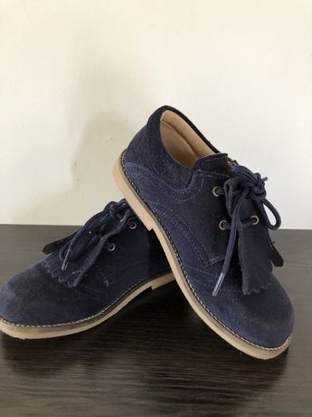 Sapatos camurça Chicco