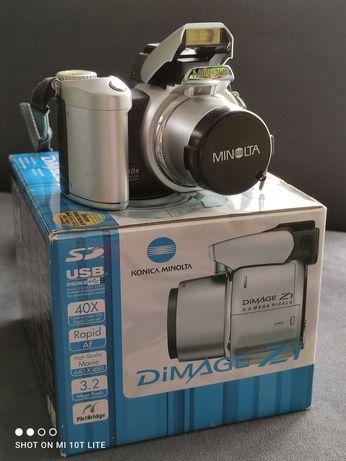 MINOLTA Dimage Z1 aparat fotograficzny