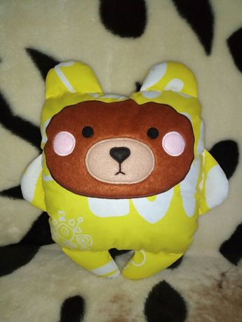Декоративная подушка игрушка