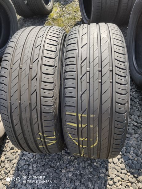 215/50r18 Bridgestone Turanza T001, 2017r para STAN IDEALNY letnie