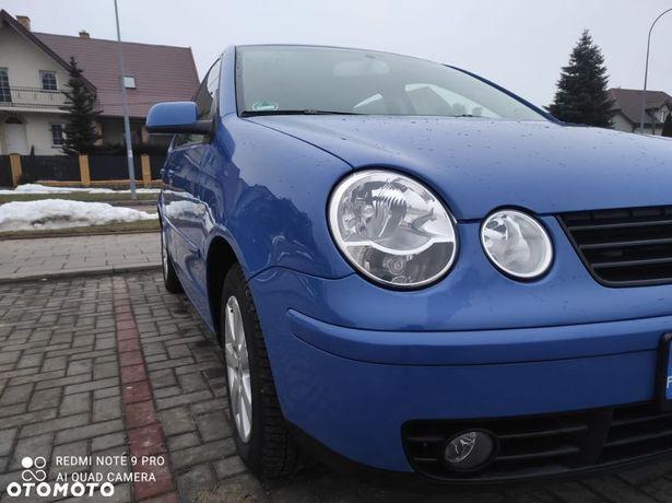 Volkswagen Polo VW polo 1,4 tdi 2003 r bogate wyposażenie!